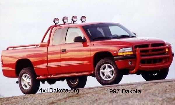 1997 2004 Dodge Dakota Specifications