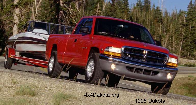 dodge dakota bed length 3