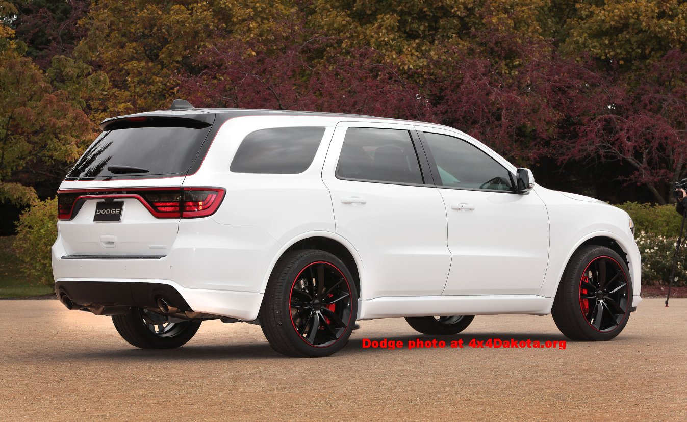 Dodge Durango Mopar-Modified SEMA Show Vehicle